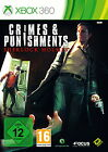 Sherlock Holmes: Crimes & Punishments (Microsoft Xbox 360, 2014, DVD-Box)