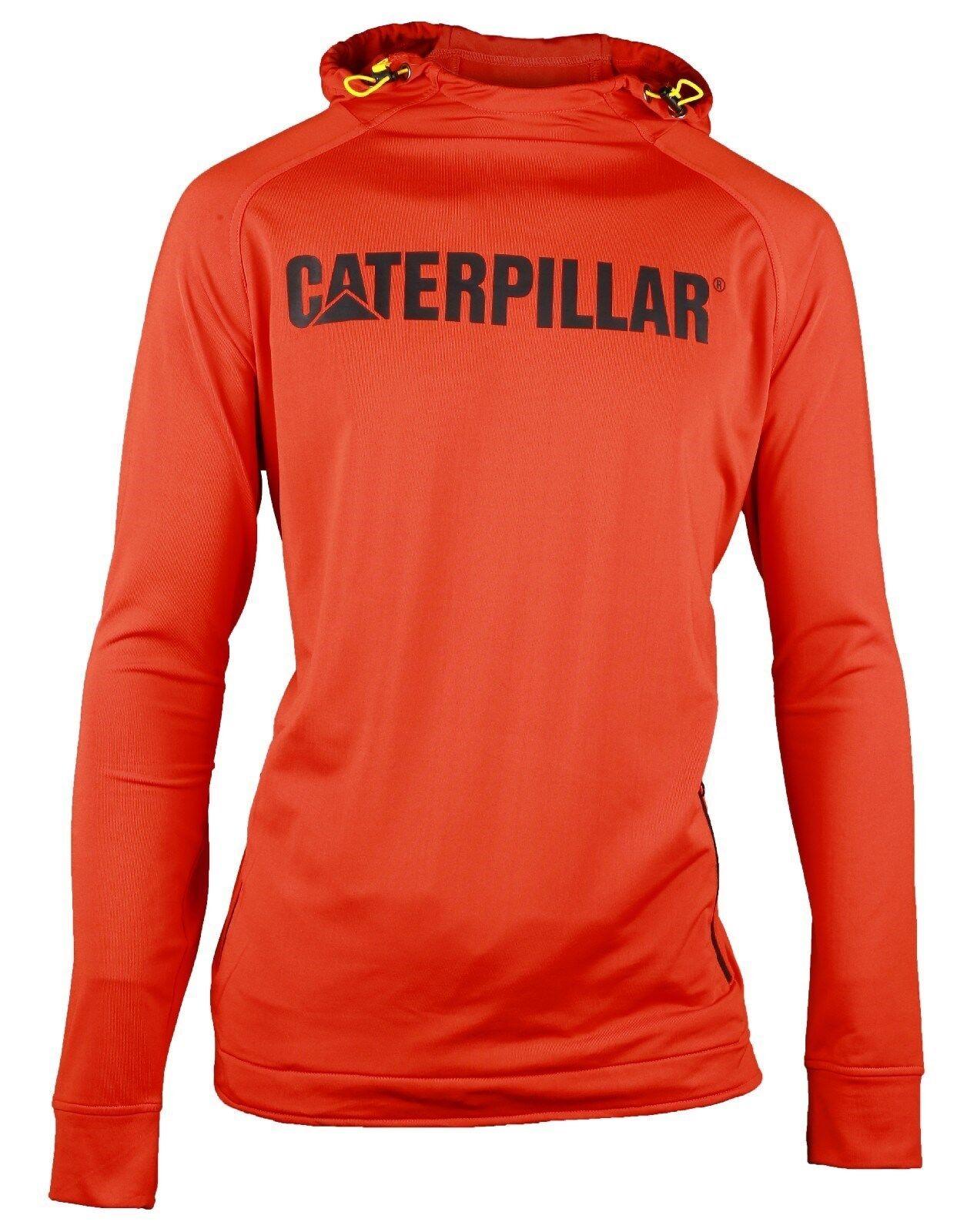 CAT Caterpillar Contour Pullover Sweatshirt  Herren Durable Work Jumper Sweater