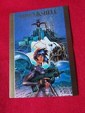 RARE! Ghost in the shell MOTOKO KUSANAGI TRADING SPECIAL CARD #SP1 / BANDAI 1997