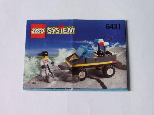 Instruction Nr 6431 LEGO® Bauanleitung