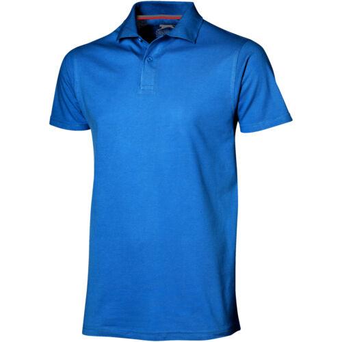 Slazenger Mens Advantage Short Sleeve Polo PF1738