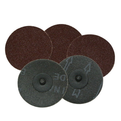 3 Inch Sanding Discs 80 Grit Quick Change 5Pack Sander Tool