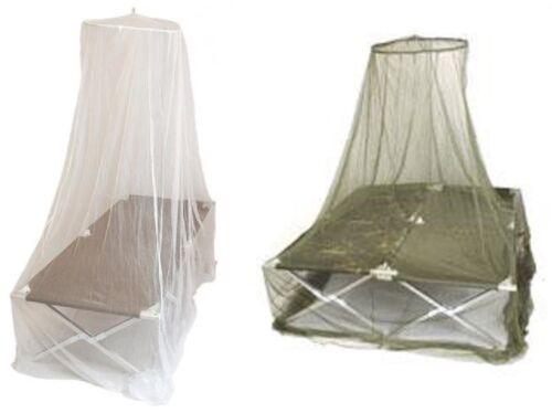 Moskitonetz Mückenschutz Insektennetz Mückenschleier Fliegennetz f Feldbett Neu