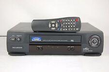 Videorecorder VHS Videorekorder VCR mit original Fernbed.