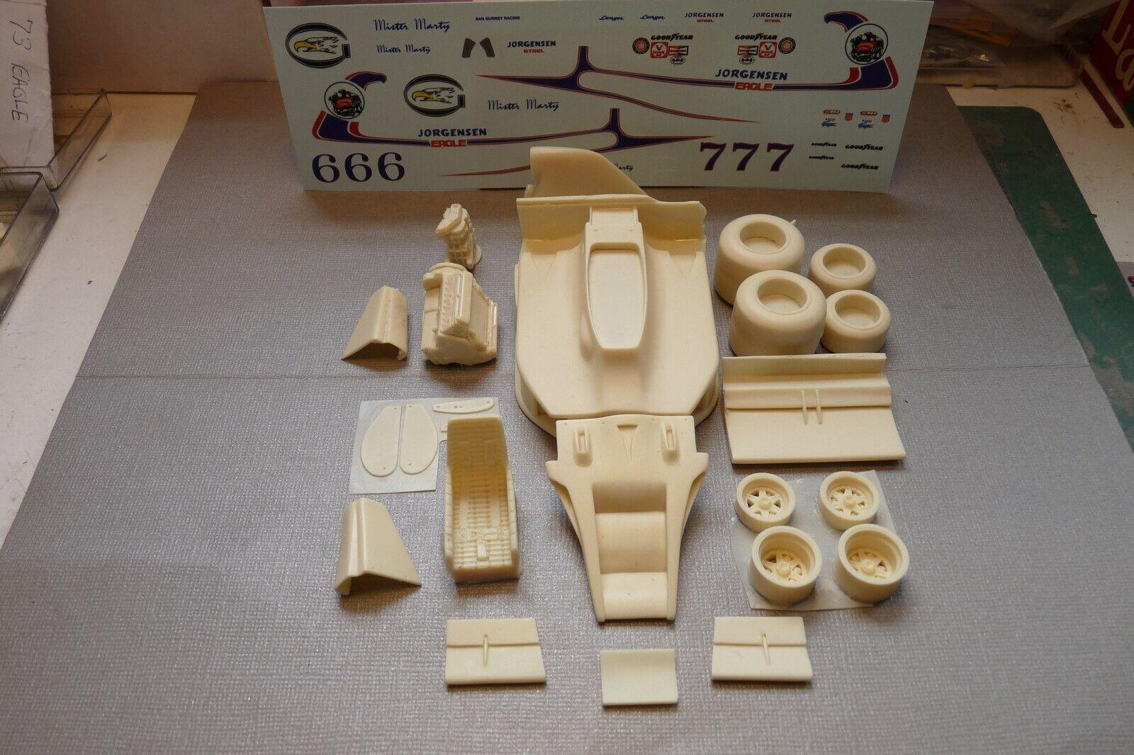 1   25 1974 adler f5000 harz modell - kit, das harz, formel 1, can-am