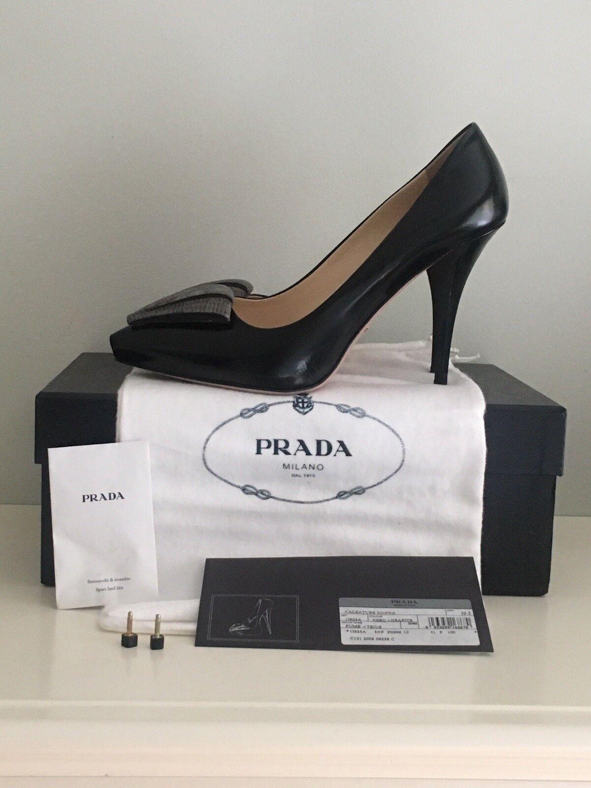 Prada Heel FemmesGreat 2Calzature 39 1 High Chaussures BerxoWdC