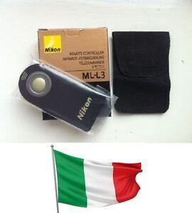 Telecomando-per-Nikon-ML-L3-MLL3-D90-D3000-D3200-D5000-d7000-D600