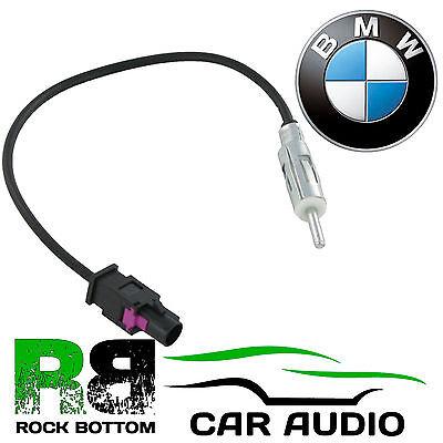 CT27AA06 BMW 1 Fakra Aerial Antena Adaptador E81 Series Cable Lead se conecta 2