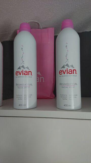 Evian Spray Gesichts und Körper Spray 400ml