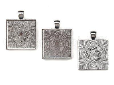 20PCS Mixed Tibetan Silver Cross Charms Pendentif Pour Bijoux Making À faire soi-même 10 Style