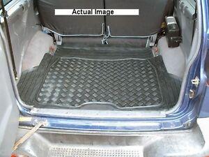 Nissan Terrano Ii 1992 2007 Rubber Boot Mat Liner