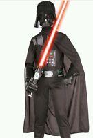Disney Star Wars Darth Vader Dress Up Halloween Costume Size Small 4-6