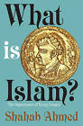 What is Islam?: The Importance of Being Islamic by Shahab Ahmed (Hardback, 2015)