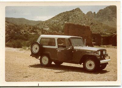 Amazon.com: 1965 Willys Overland Jeepster Commando Factory ... |1965 Jeep Commando
