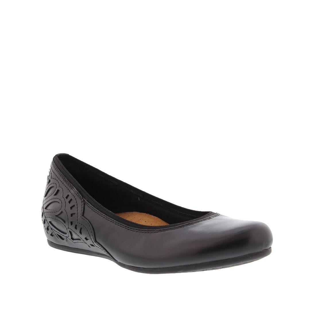 Cobb Hill Women's Sharleen Pump Black Leather shoes shoes shoes US 9 Medium 274895