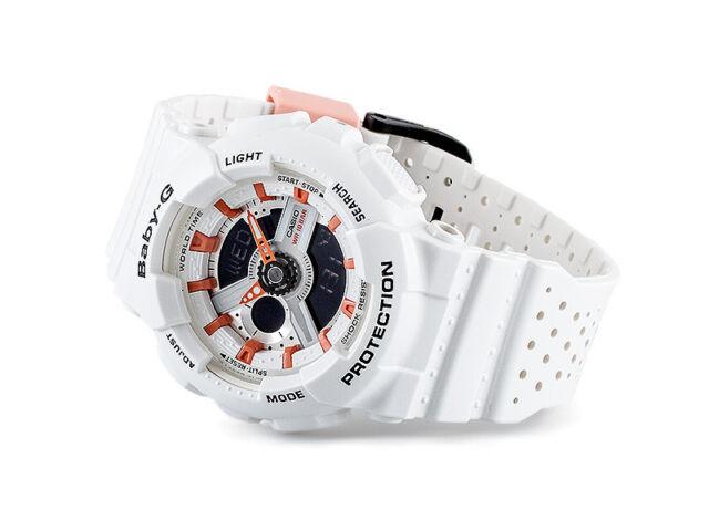 Casio Damenuhr Baby-G Uhr BA-110PP-7A2ER