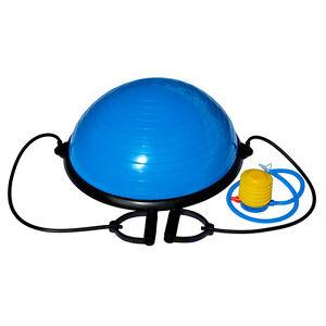 Bosu-balance-trainer-yoga-pilates-ball-pelota-de-gimnasia-de-58-cm-azul