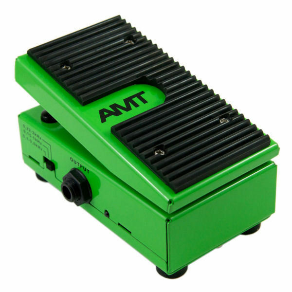 AMT Electronics WH-1B Japanese Girl Wah Bass Version wh1b BRAND NEW  FREE S&H