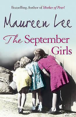 """""""AS NEW"""" The September Girls, Lee, Maureen, Book"""