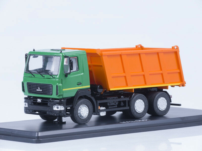 MAZ 6501 Belorussian dump truck  1 43 Start Scale Models SSM1205