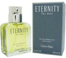 ETERNITY for Men by CALVIN KLEIN 3.4 oz edt New in box