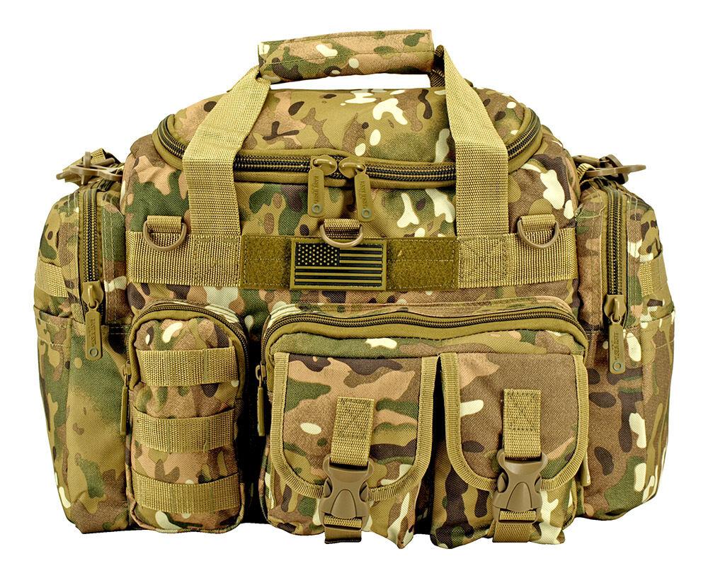 EastWest A-10 Tactical Duffle Bag MULTICAM  Survival Pilot Bag Shooters Go Bag  the latest