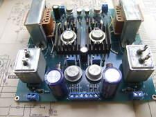 I/U convertor PCM63,SE output stage,PIO capacitor,telefunken choke
