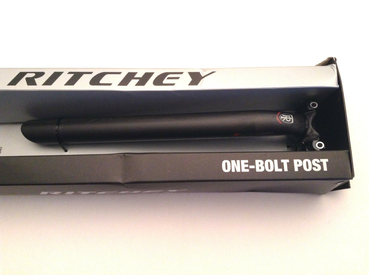 Ritchey Superlogic One-Bolt Post Carbon Seatpost 31.6 x 400mm New