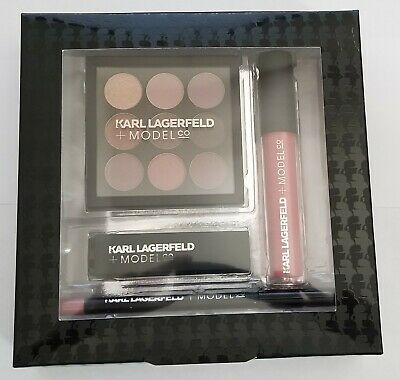 Model CO x Karl Lagerfeld Baked Blush by Model Co #15