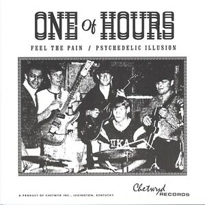 ONE-OF-HOURS-Feel-The-Pain-Psychedelic-Illusion-vinyl-7-034-NEW-garage-punk-psych