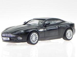 Aston Martin Vanquish 2002 Bowland Black Modellauto 20752 Vitesse 1 43 Ebay