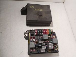 [ZHKZ_3066]  2000 2001 OLDSMOBILE BRAVADA ENGNIE COMPARTMENT FUSE BOX 1708071 | eBay | 1998 Oldsmobile Bravada Fuse Box |  | eBay