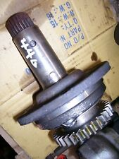 Vintage Ji Case 440 Gas Tractor Throw Out Bearing Support Amp Gear 1963