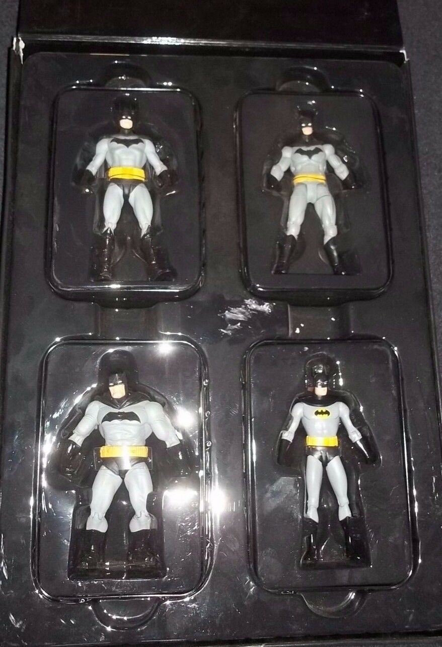 Quatre neuf 75 ans de Batman Anniversary Action Figure Set DC Collectables