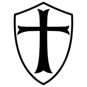 Knights-Templar-Sticker-Vinyl-Decal-window-laptop-jeep-truck-iphone-Oracal-jdm
