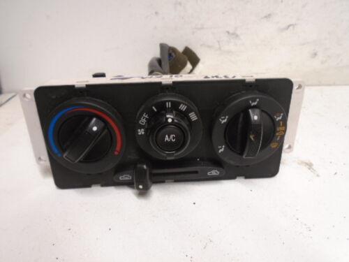 01 02 Kia Rio Heater AC Climate Temperature Control OEM