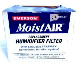 Emerson MoistAir HDC-3T Replacement Humidifier Filter HD03W HD04W HD775 HD850