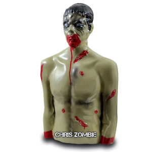 Zombie Target 'Chris'  - 3-D Bleeder Target  not to be missed!