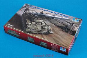 Trumpeter-1-35-00361-SAM-6-Anti-Aircraft-Missile