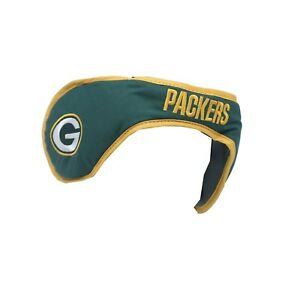 Green Bay Packers NFL Youth Boys One Size Fits Most Ear Muffs / Warmers New Tags
