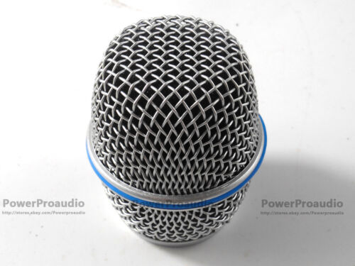4pcs//lot Replacement Ball Head Mesh Microphone Grille Fits For Beta 87a