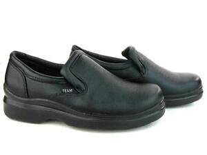black kitchen work shoes