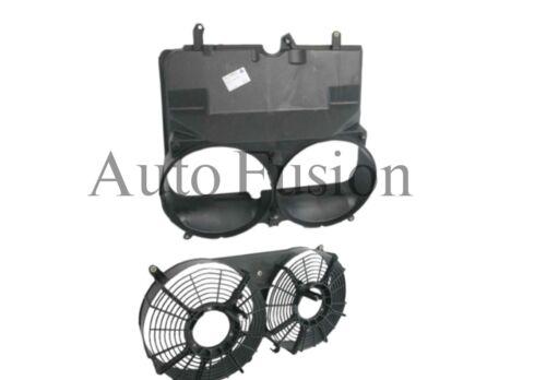 Radiator Fan Shroud No Motors Or Blades For Toyota Hiace Trh//Kdh 2005-On