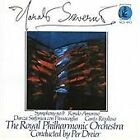 Harald Saeverud - : Symphony No. 9; Rondo Amoros; Danza Sinfonica con Passacaglia; Canto Rivolioso (2006)
