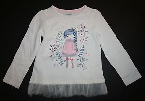 NEW-Gymboree-Girl-Wears-Sweater-Top-Shirt-NWT-18-24m-Enchanted-Winter-Girls