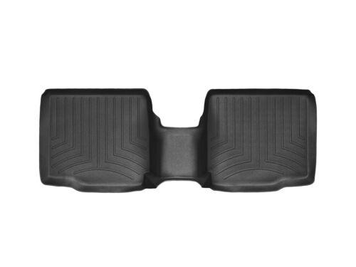 WeatherTech FloorLiner for Ford Explorer w// 2nd Row Console 2011-2019 Black