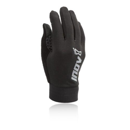 Inov 8 unisexe All Terrain Gants Noir Accessoire Formation Sport Casual