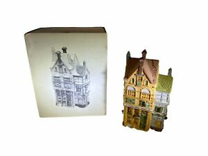 Dept 56 Heritage Village Collection Dickens Village Series Counting House 5902-1