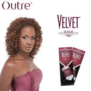 Image is loading Outre-Velvet-100-Remi-Human-Hair-ABELLA-WAVE c64c679fd6