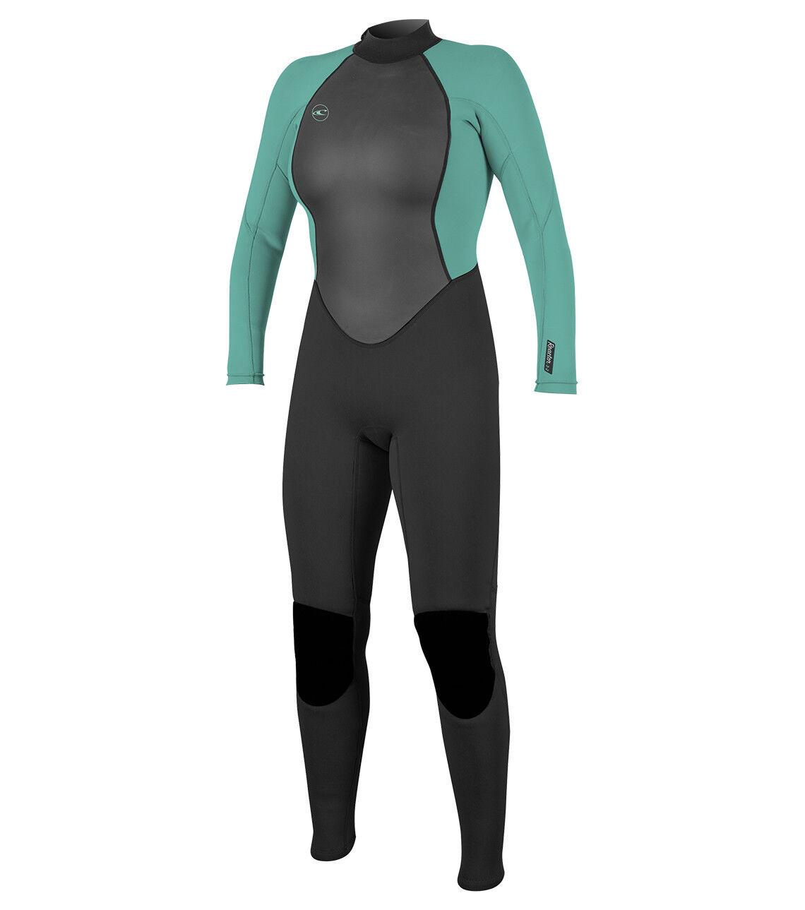 O'Neill Reactor II 3 2mm Ladies Wetsuit 2018 - Blk   Ltaqua